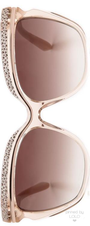 483fcb2ea754 Jimmy Choo 58mm Retro Sunglasses | LOLO❤ | MILLIONAIRESS~G.L.A.M ...