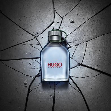 HUGO Man: get noticed