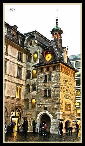 Place Molard (Ginebra, Suiza)