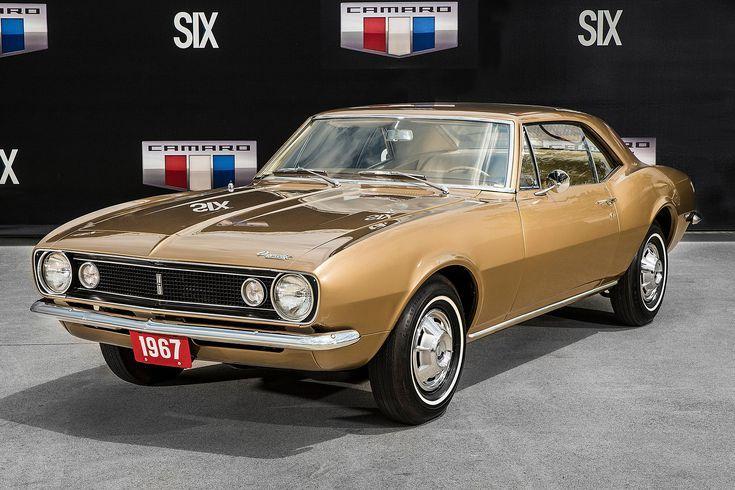 Fifty Years Of The Chevrolet Camaro Tenth Pick 1967 Camaro