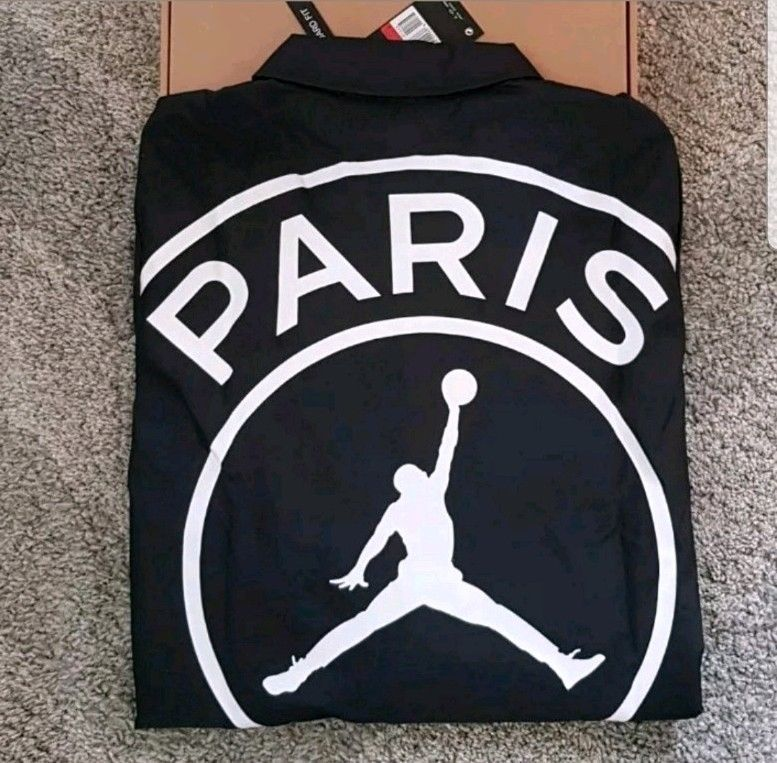 bnwt 100 authentic jordan x psg nike