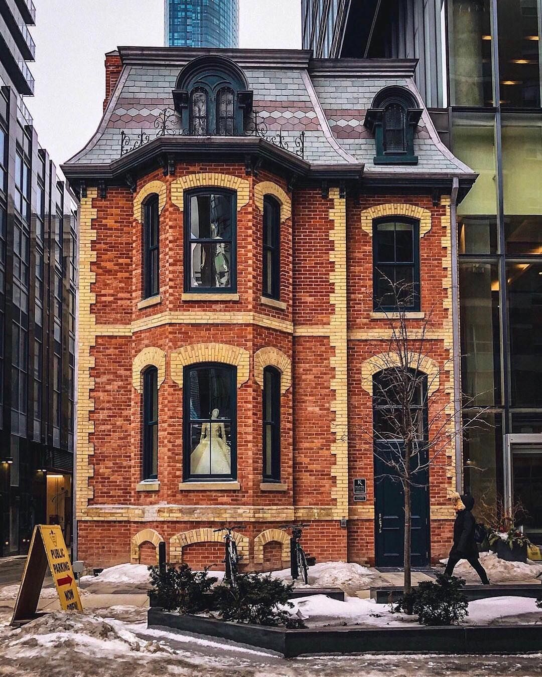 1873 / John Irwin House / Toronto (Ontario)