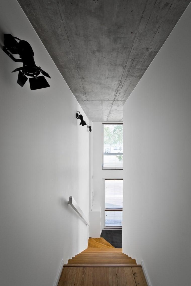 Ideen für die küche in farbe interior design haus  sehr modernes loftdesign im