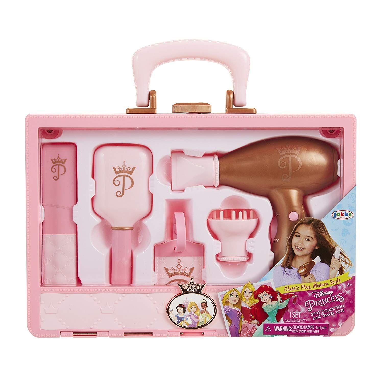 Disney Princess Style Collection Travel Hair Tote Playset Princess Style Disney Princess Toys Princess Toys