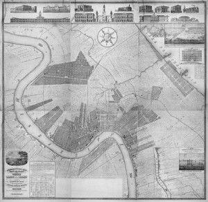 Nola History The Neighborhoods Of Uptown New Orleans Nola