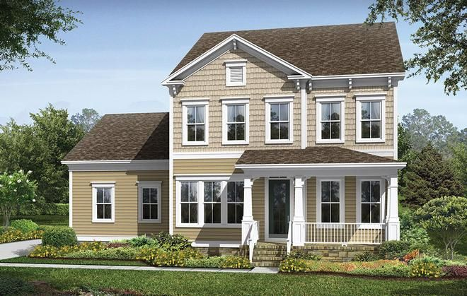 K Hovnanian Homes Floor Plans