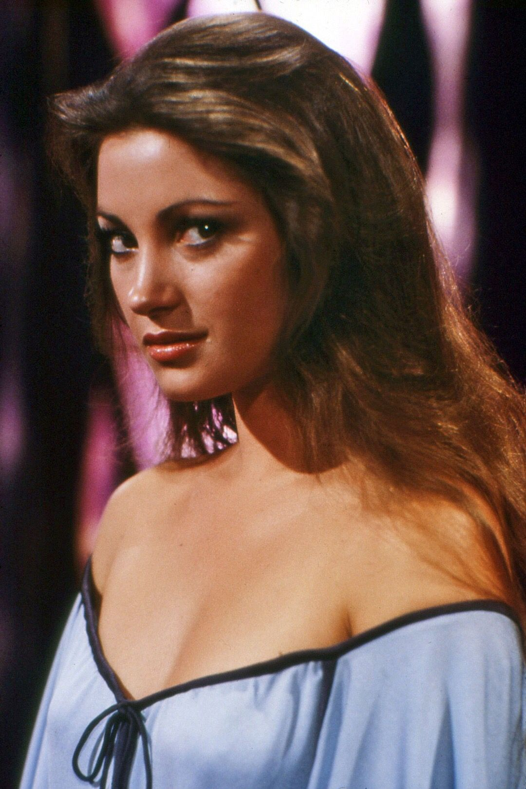 Jane Seymour As Serina In Battlestar Galactica 1978 Lady