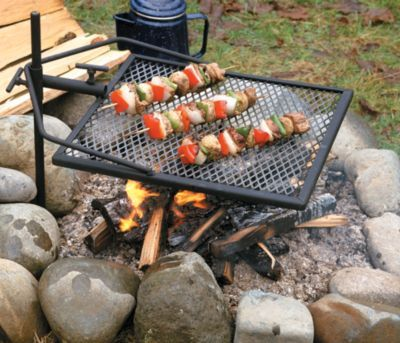Cook Over An Open Fire Or Heated Briquettes For That Bold Mouth