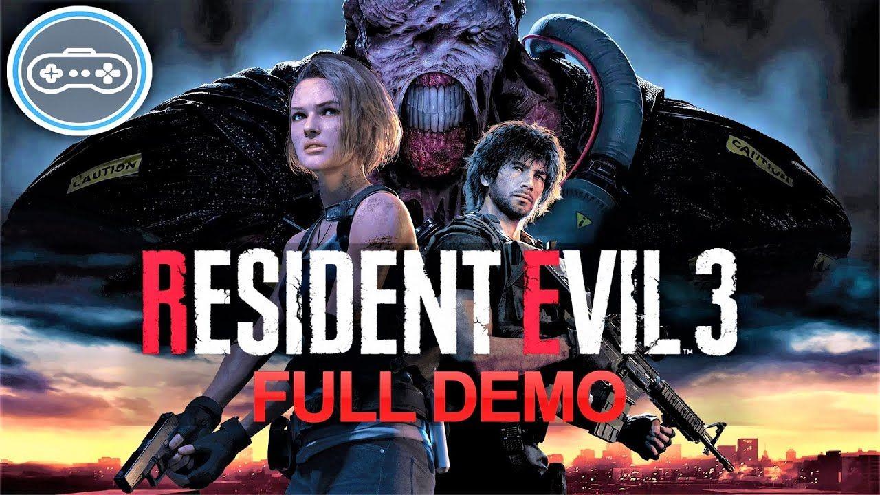 Resident Evil 3🔴 Gameplay Walkthrough Shortplay