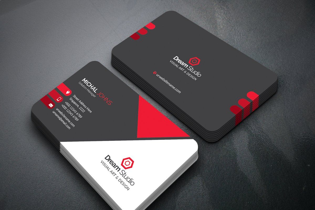 Business Card Business Card Template Business Cards Personal Business Cards