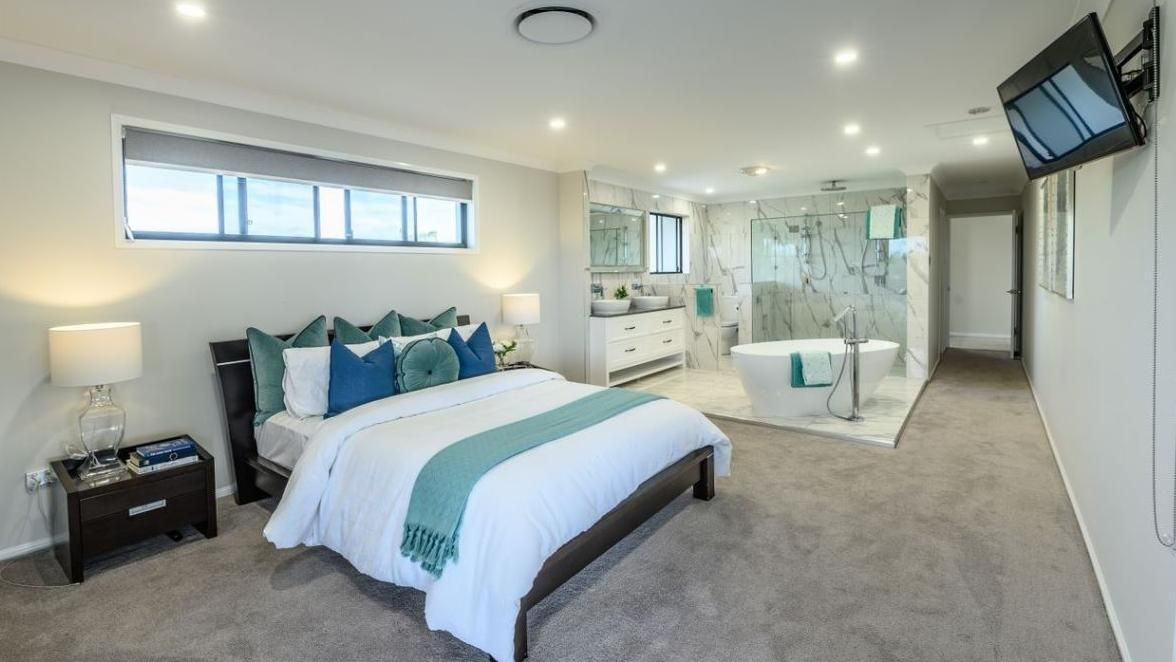 open plan ensuite and bedroom bath - Bing ในปี 2020