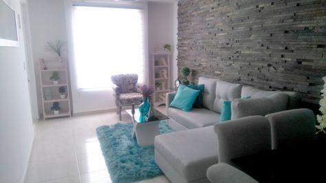 Exterior decoraci n de salas decoraci n de casas for Sillones para apartamentos pequenos