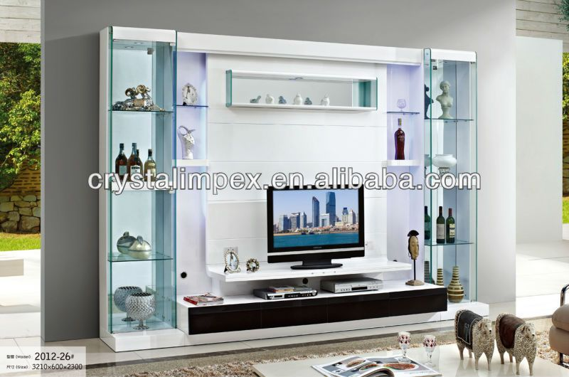 living room furniture modern design tv cabinet View LED TV STAND
