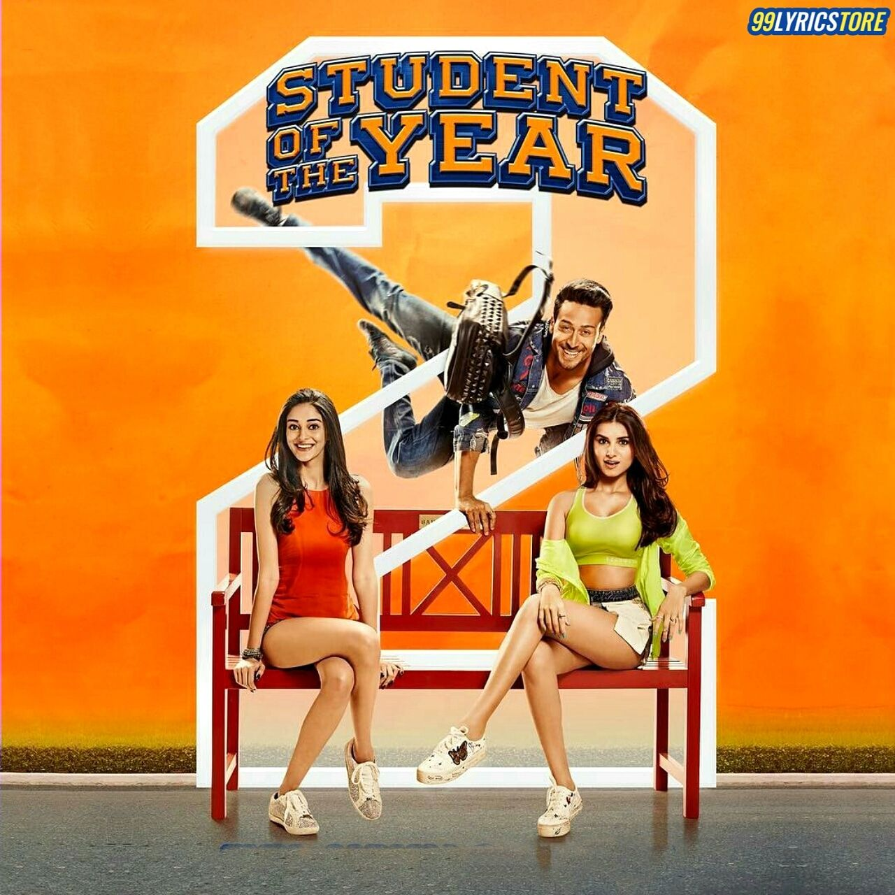 The Hookup Song Lyrics Student Of The Year 2 With Images Student Of The Year Student Mp3 Song