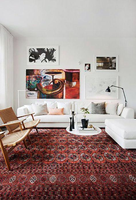 best living room red carpet decor 24 ideas  living room