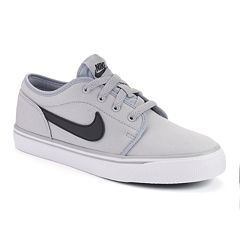 Nike Toki Low Grade School Boys' Canvas Sneakers