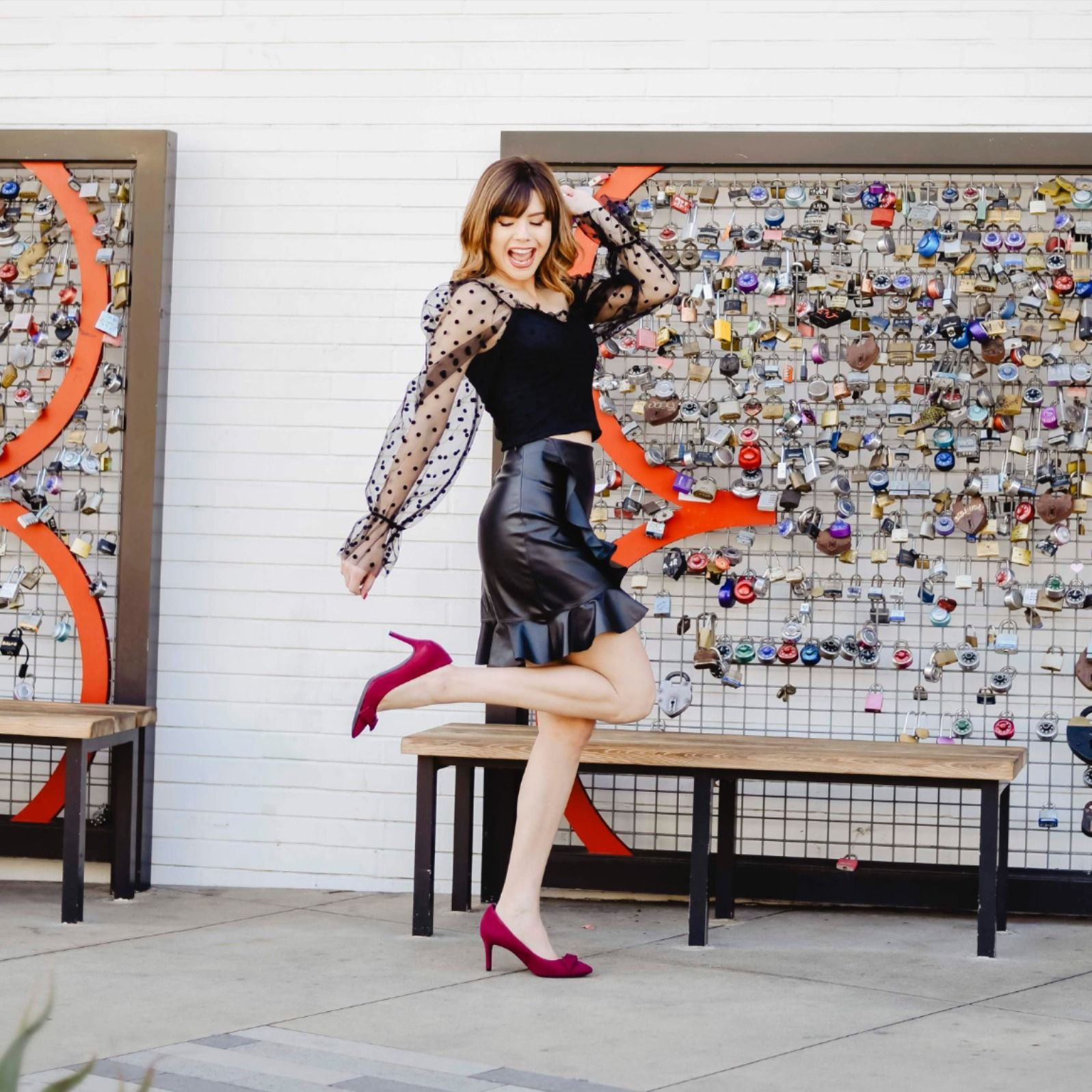 Women S Total Motion 75mm Bow Heel Bow Heels Black Dress Red Heels Women [ 1597 x 1597 Pixel ]