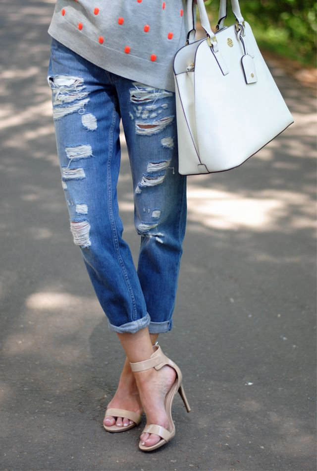 Southern Curls & Pearls: Not Your Boyfriend's Jeans