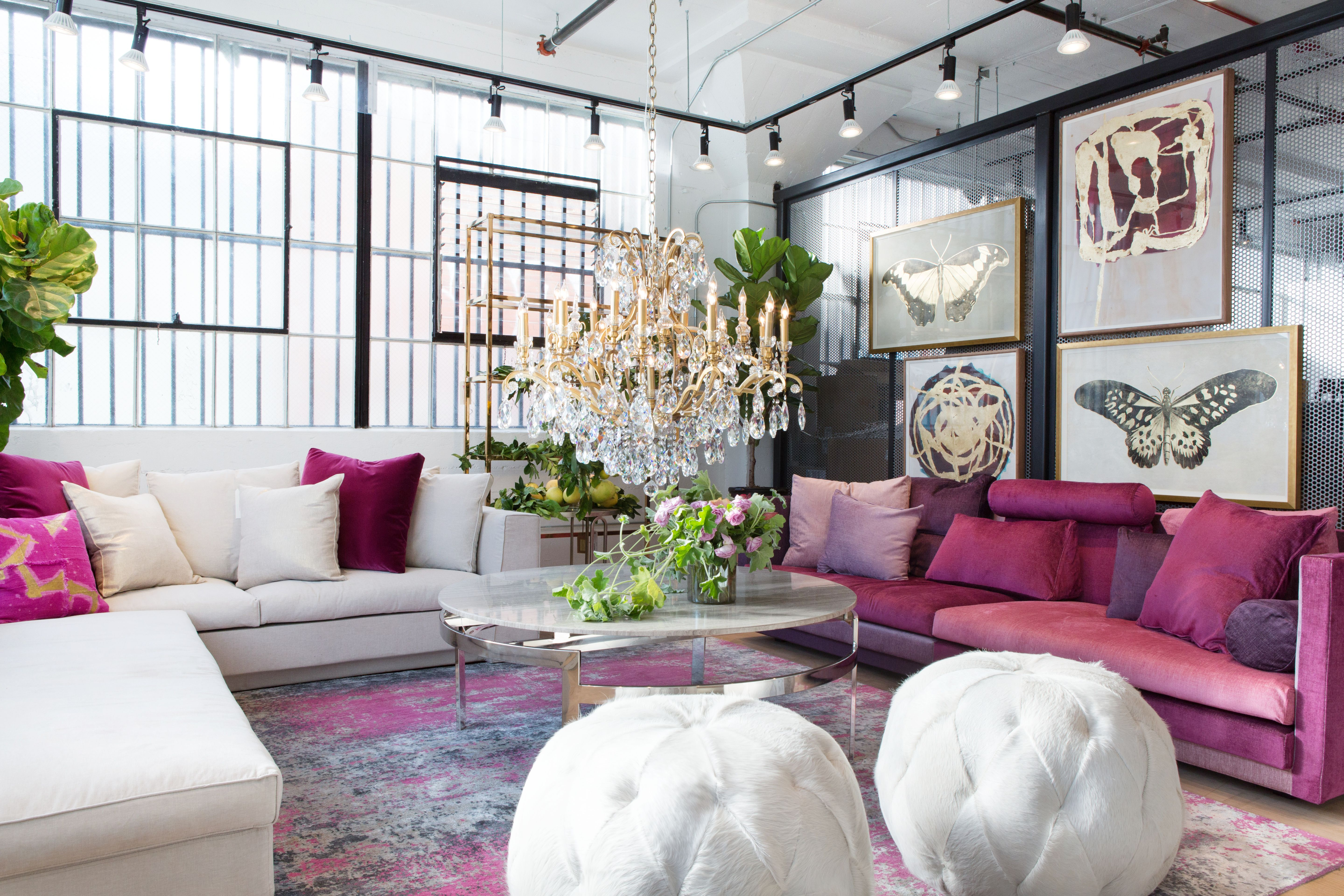 Furniture Stores Los Angeles   HD Buttercup Downtown LA