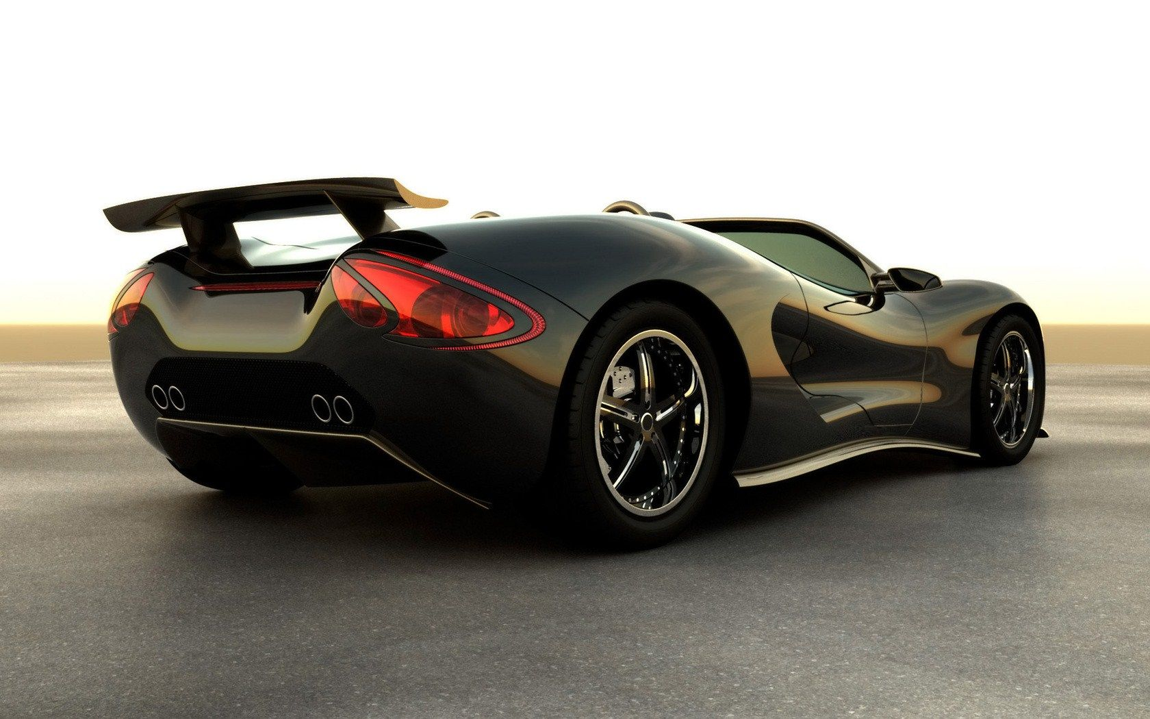 Luxury cars ronn motor company has created a sports car concept which runs in 30 40