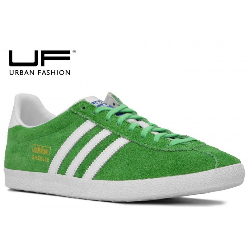 Adidas Gazelle OG Vintage Verde