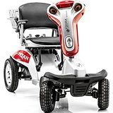 Hummer XL Titan 4-Wheel Electric Mobility Travel Large Scooter Red