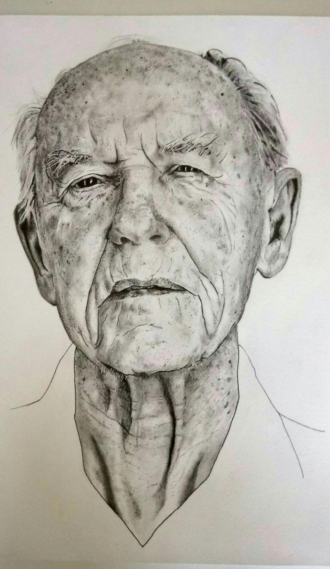 Pencil drawing 2017