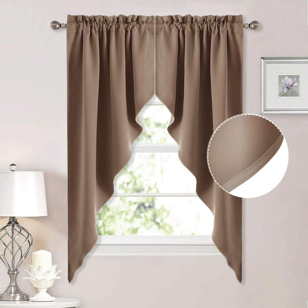 10 Best Tailored Valances For Living Room