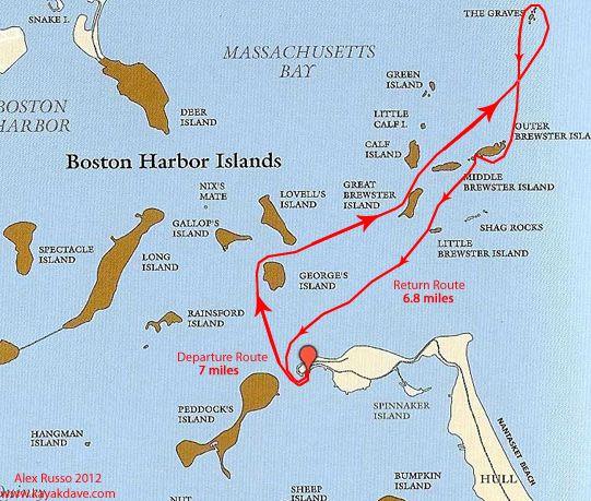 Boston Harbor Island Map Route Beautiful Boston Pinterest