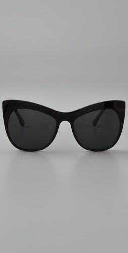 ff58392b5b Elizabeth and James Lafayette Cat Eye Sunglasses  155.00