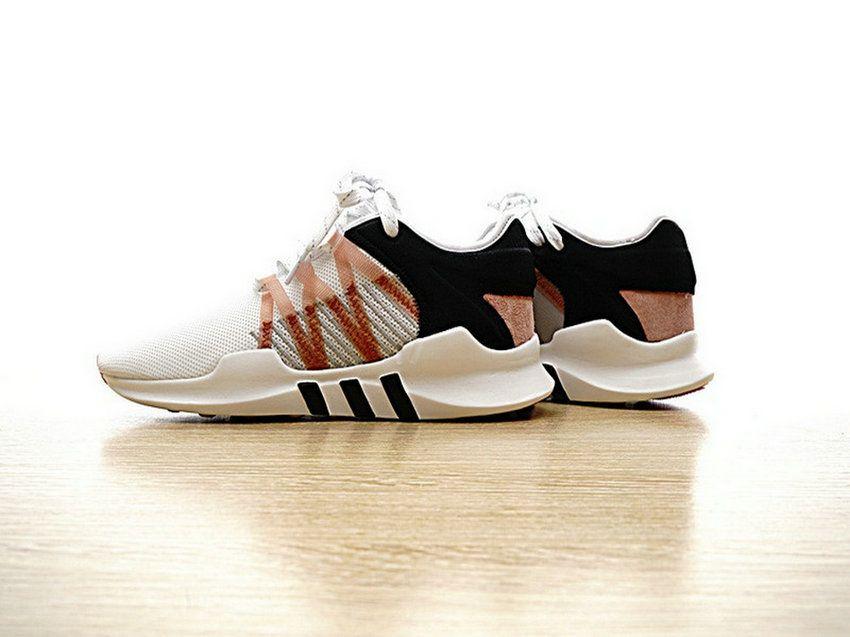 best authentic 2a24b e86f2 Adidas Cq2156 Womens Adidas EQT Racing ADV s Ftwr White Chalk Coral Core  Black Shoe