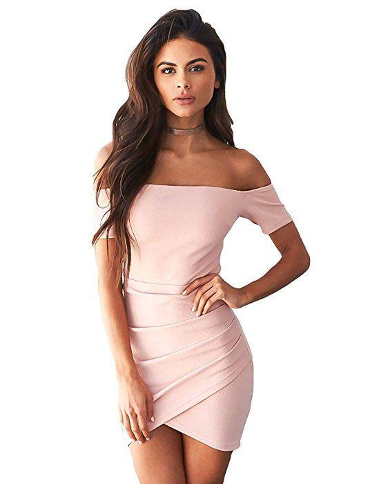 Kleid pink kurz