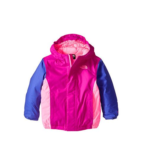 huge discount 2a569 2f2d7 The North Face Kids Delea Insulated Jacket (Toddler ...