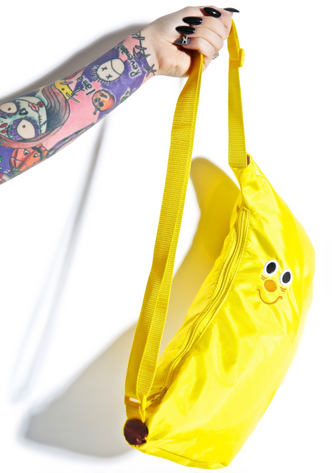 Dolls Kill Banana Bag