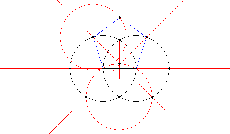 How To Draw A Pentagon 5 Pointed Star Sacred Geometry