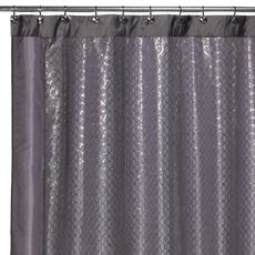 Infinity Fabric 54 X 78 Stall Shower Curtain