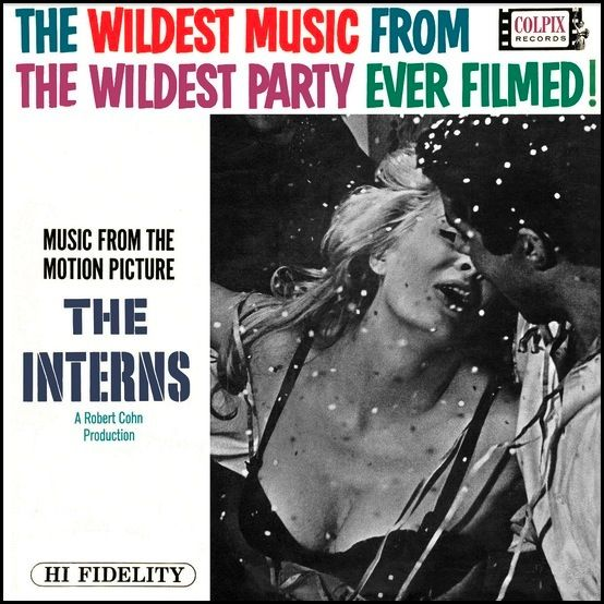 �the interns� 1962 colpix music from the movie