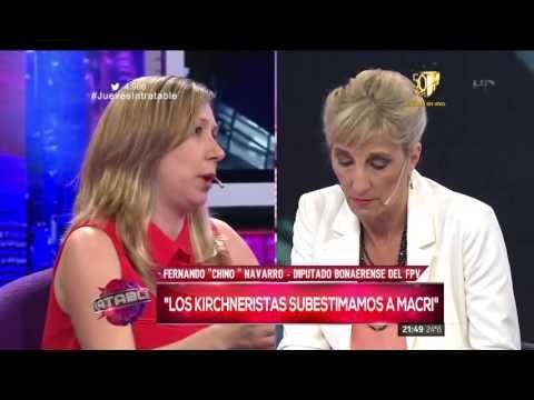 Liliana Franco emfureció por el INDEC