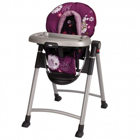 Minnie Mouse Contempo Premiere Highchair By Graco 119