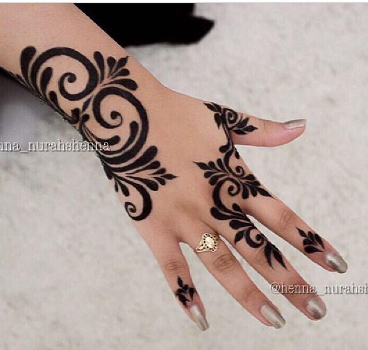 Have To Try Henna Tattoo Designs Henna Designs Hand Henna Designs