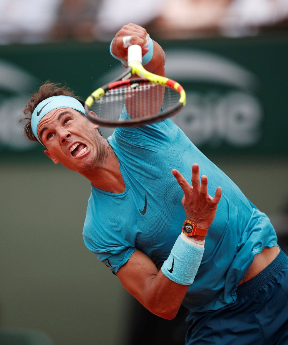 Fotos Nadal Thiem La Final De Roland Garros En Imágenes Deportes Fotos Mosqueteros