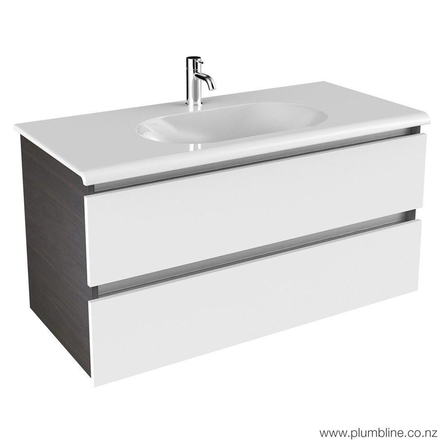 Sfera 1000 2 Drawer Vanity Vanity Bathroom Furniture Drawers