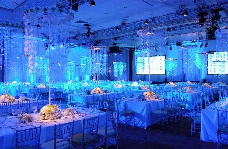 ideas decoracin boda azul ndigo bodas y eventos