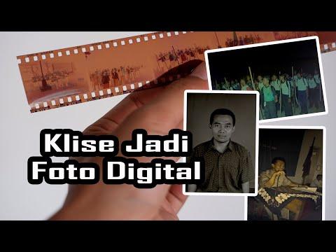 60 Cara Merubah Klise Menjadi Foto Digital Youtube Film Youtube Pengeditan Foto