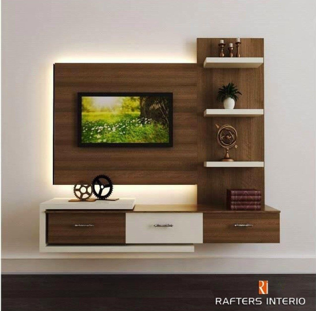 30 Amazing Tv Unit Design Ideas For Your Living Room The Wonder Cottage Living Room Tv Unit Designs Living Room Partition Design Tv Unit Decor