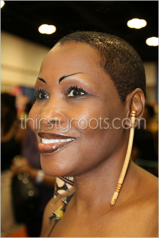 Shaved Haircut For Black Women Thirstyroots Hairstyles And Hair Care