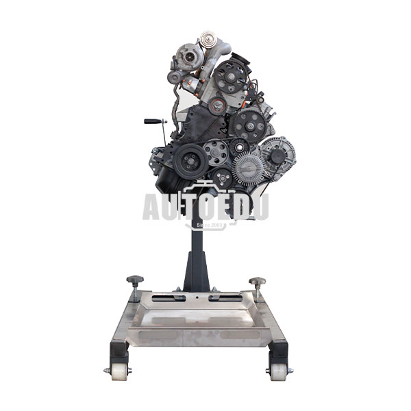 Turbo Diesel Engine For Disassembling And Assembling Vivi1 Vetdi Diesel Engine Diesel Turbo