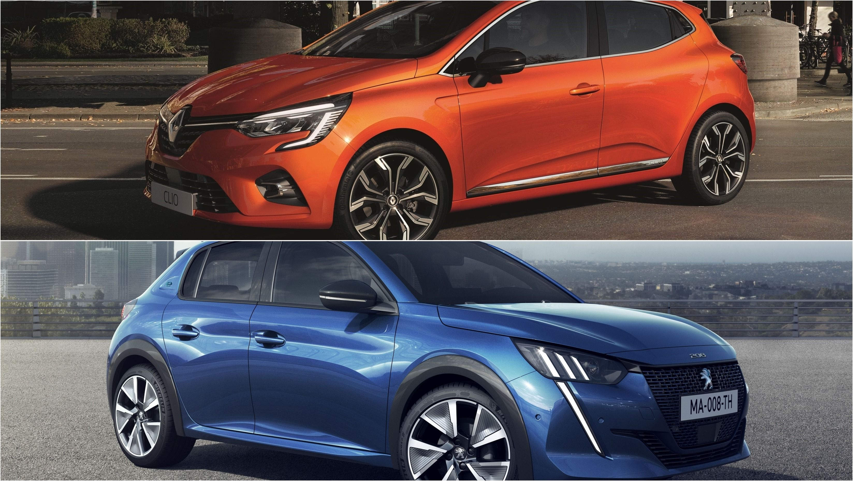 2019 Peugeot 208 Vs 2019 Renault Clio Peugeot New Clio Latest Cars