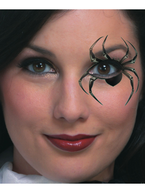Pin on HALLOWEEN SPIDER MAKEUP & OTHER IDEAS