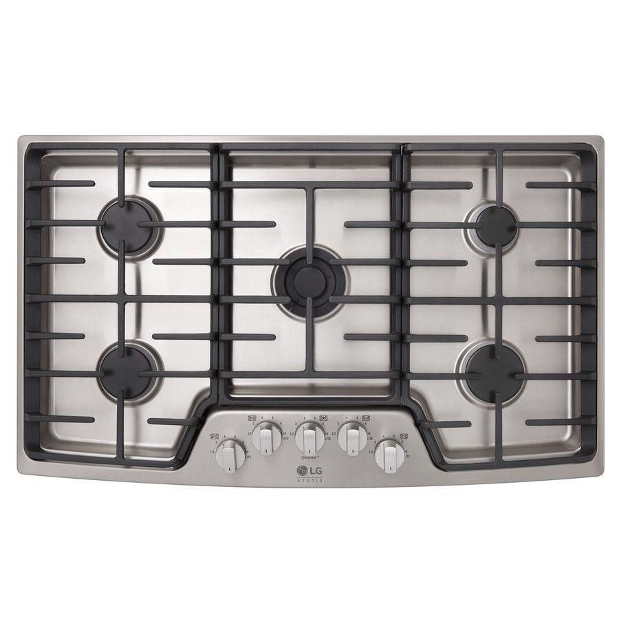 kitchenaid 5 burner gas cooktop 36 inch reviews